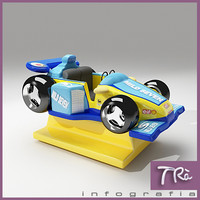 3ds max children s rides