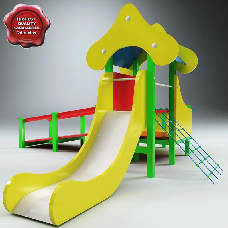 3d playground v3