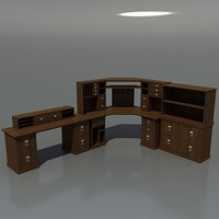 Bedford Desk Set