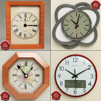 Wall Clocks Collection