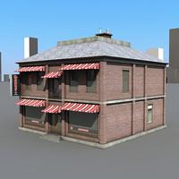 Market Building 1 (Store)
