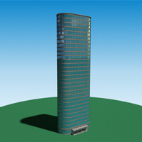 Building 005 - skyscraper
