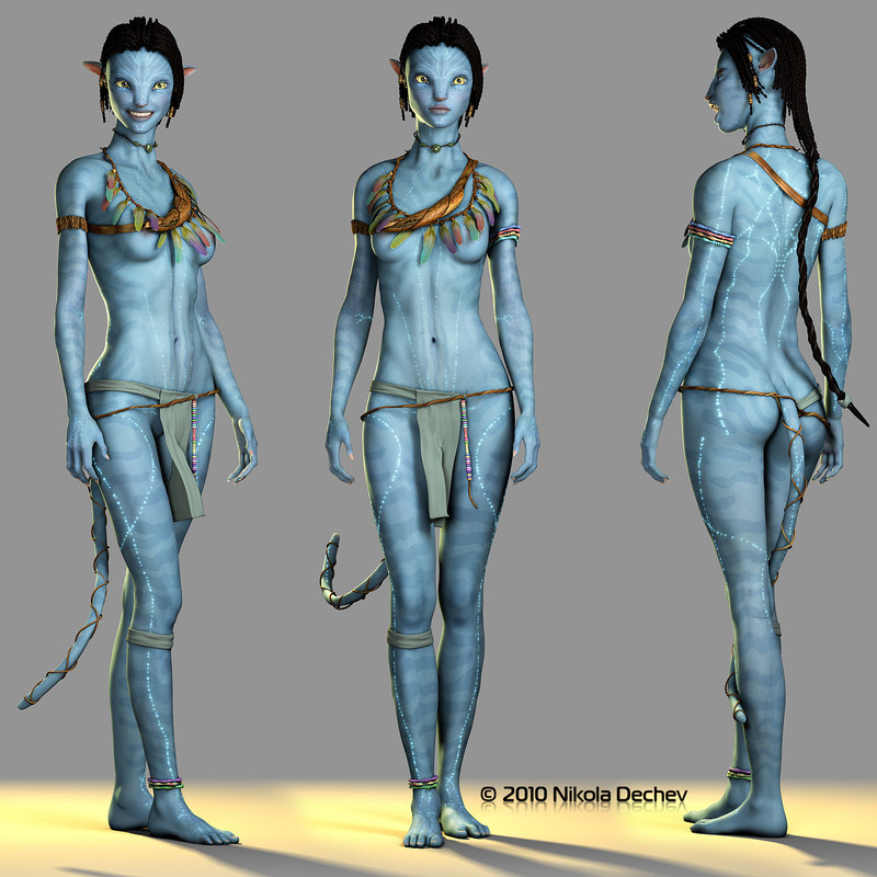 avatar movie 3d models for download | turbosquid