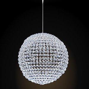 max crystal sphere ceiling