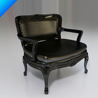 italian queen anne chair