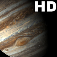 Incredible HD Jupiter planet