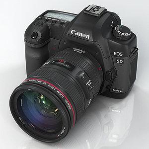 canon eos 5d mark 3d max