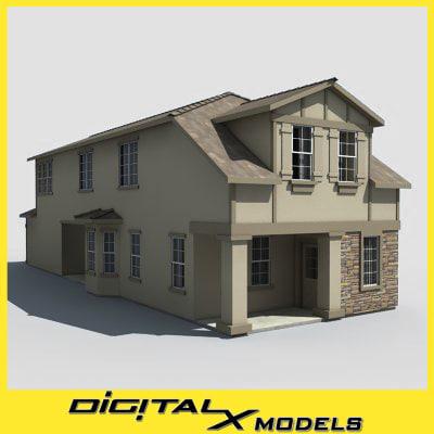 maya subdivision house