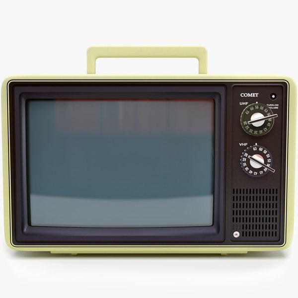 3d max tv yellow