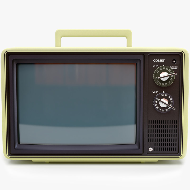 3d max tv yellow