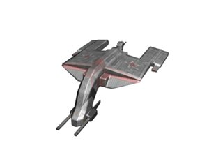 3d spaceship-spacefighter-