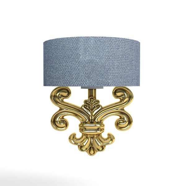 maya sconce light classical