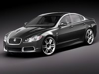 xf r xfr luxury 3ds