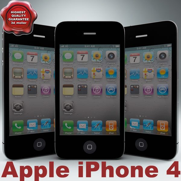 apple iphone 4 3ds