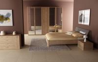 3dsmax bedroom interior 03c