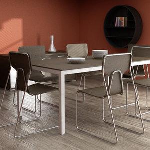 3ds dining room interior 01b