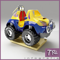 KIDDY RIDE STRIKER
