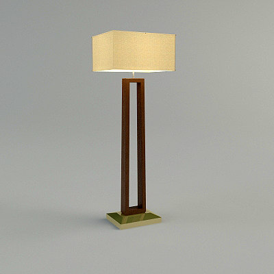 floor lamp materials max