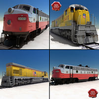 Locomotives Collection