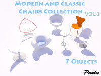 Modern and Classic Chairs