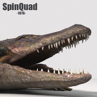 crocodile aligator max