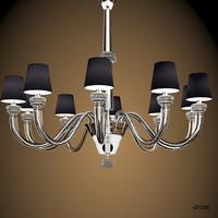barovier toso amsterdam luxury modern glass chandelier