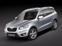 Hyundai SantaFe 2010-2013