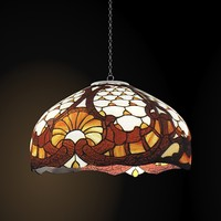 tiffani chandelier pendant ceiling lamp tefal