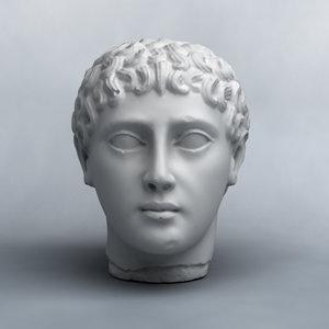 max greek roman statue