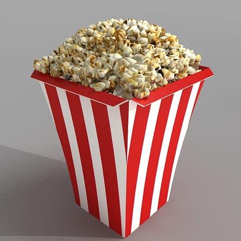 popcorn corn pop 3ds