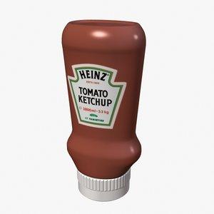 3ds max tomato ketchup