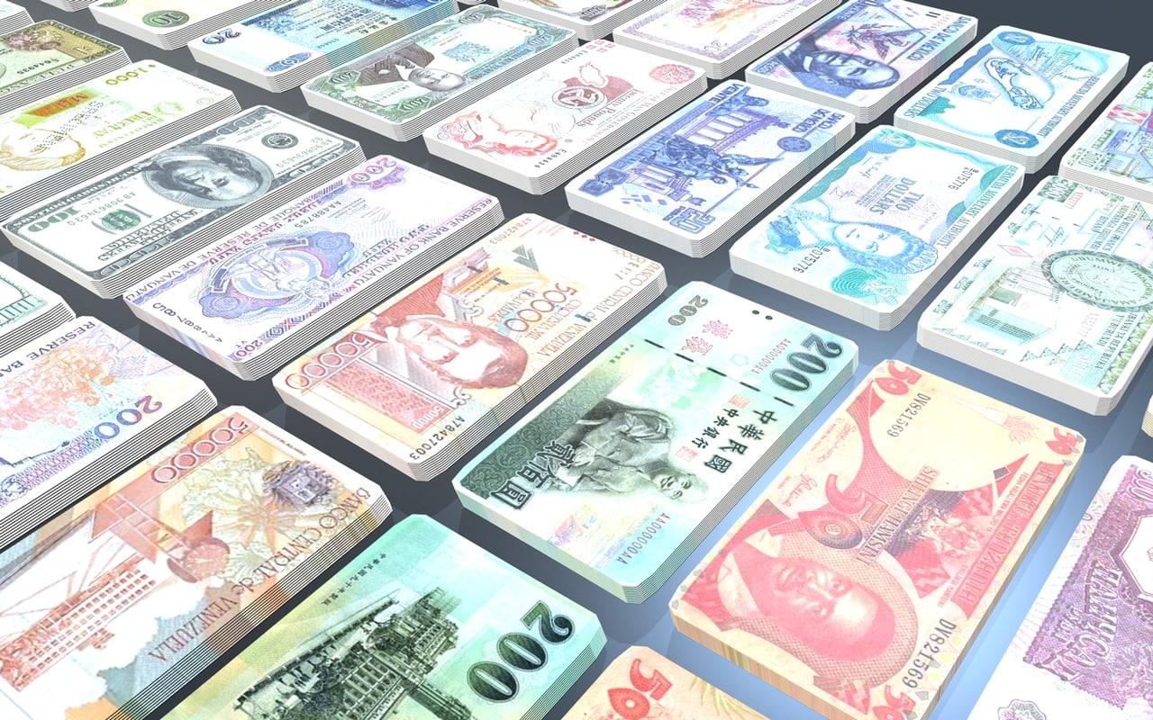 money 3d c4d