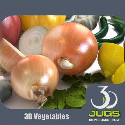 vegetables max