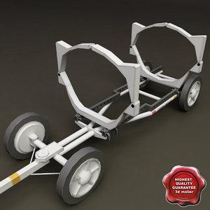 3dsmax bomb cart v2