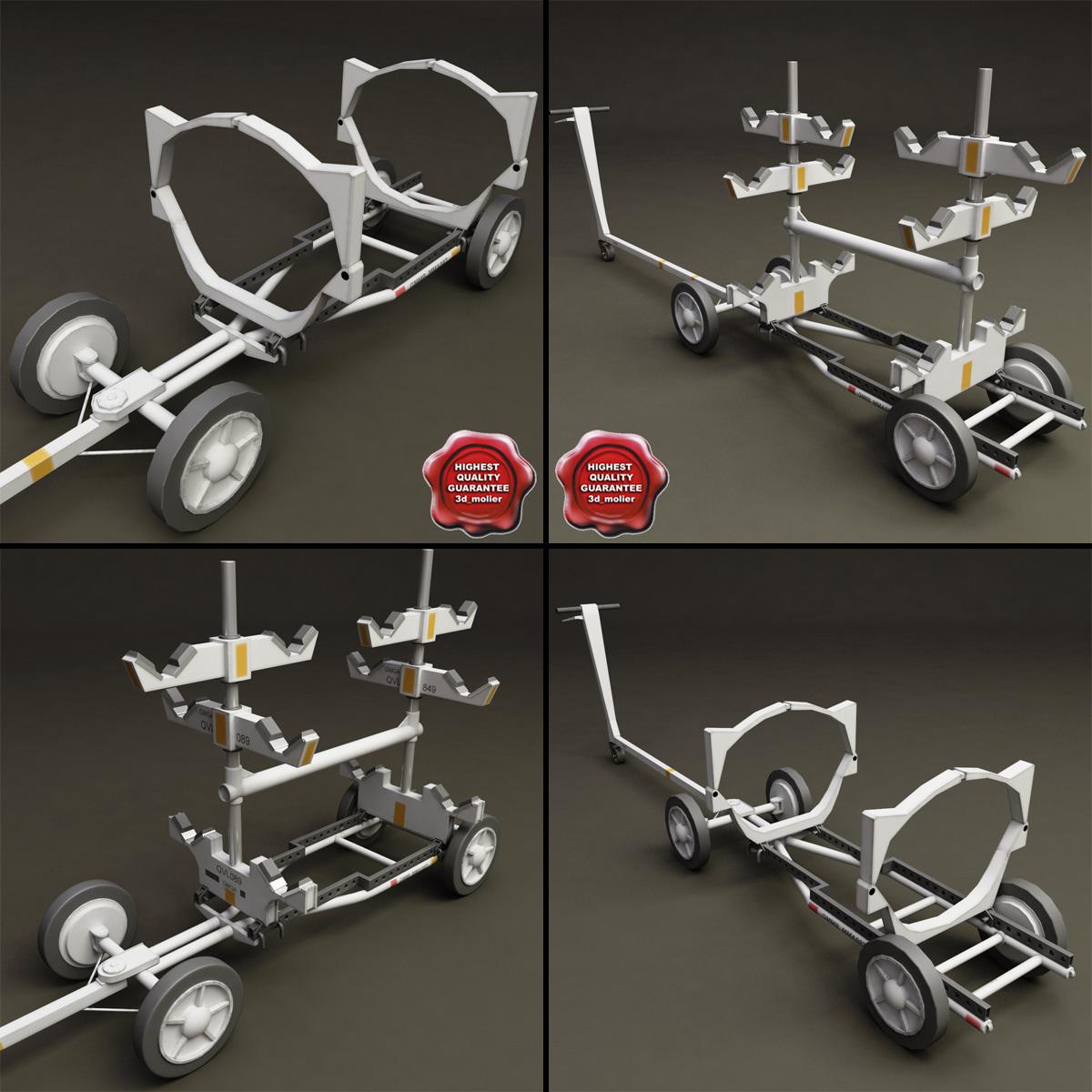 bomb carts v1 3d model