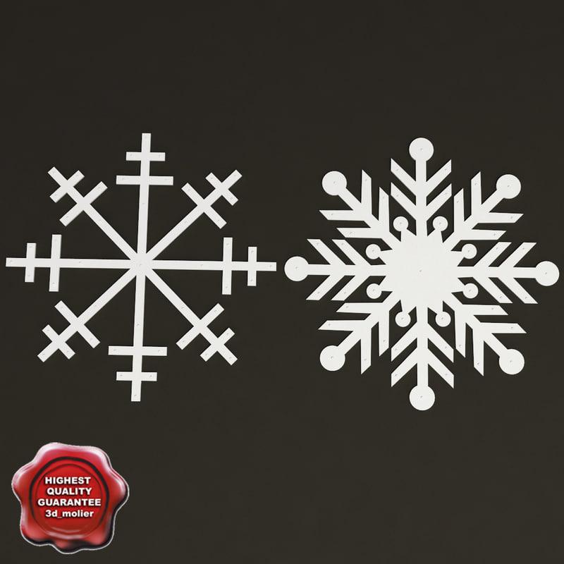 decoration snowflakes max