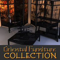 Oriental Furniture Collection