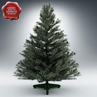 new year tree v12 3d model