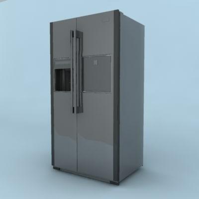 max fridge