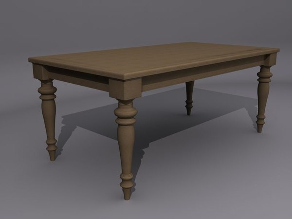 free max mode dining room table
