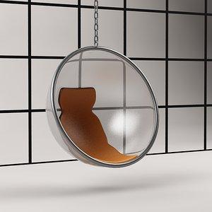 3d hang chair