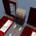 menu 3D models
