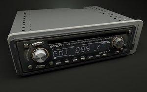 radio car 3ds