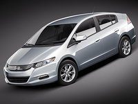 honda insight hybrid 3d max