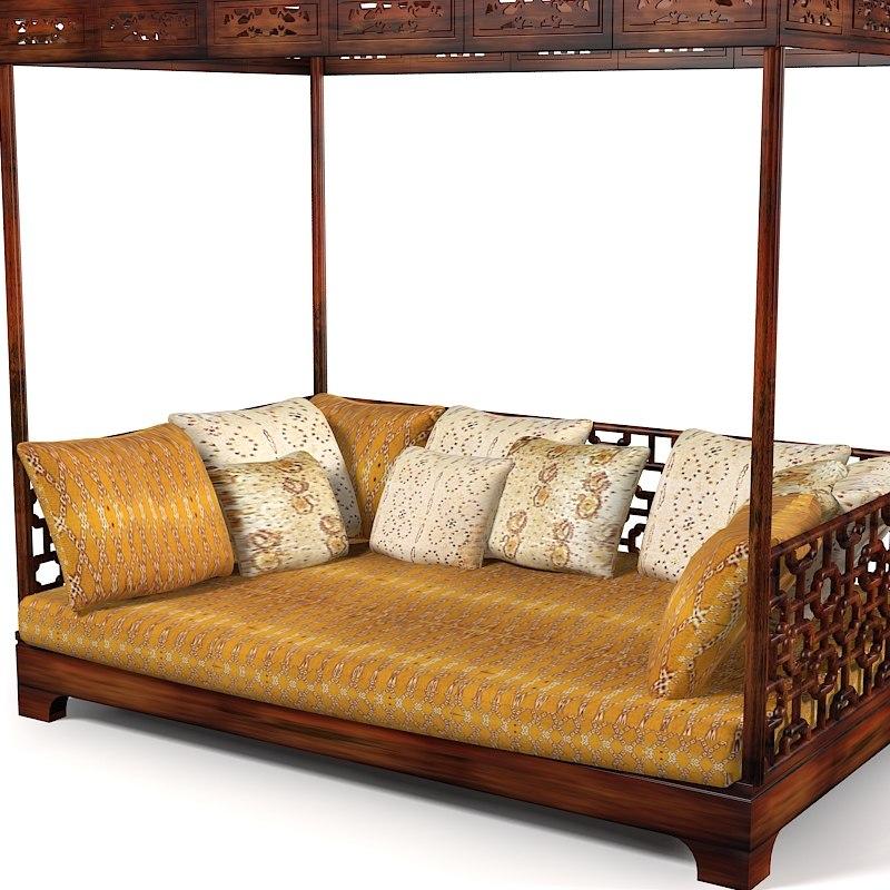 Oriental sofas thesofa for Chinese style sofa