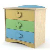 Pali kid children chest of drawers sideboard