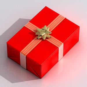 present box c4d