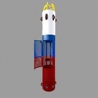 chile rescue capsule 3d 3ds