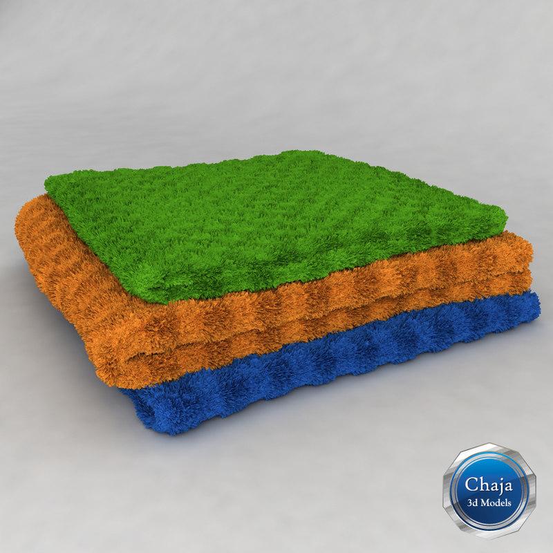 towel obj