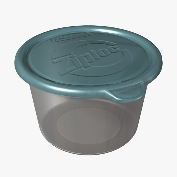 food storage container 3ds